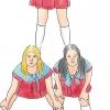 Comment faire des cascades de base en cheerleading