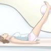Comment faire levées de jambe