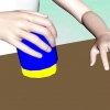 Comment faire la coupe et boules tour de magie