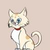 Comment dessiner un chat de bande dessinée