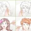 Comment dessiner anime ou manga visages