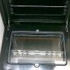 Comment nettoyer facilement le verre sur une porte de four à l'intérieur