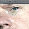 Comment éditer des images pour l'enlèvement tache avec photoshop