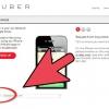 Comment estimer votre uber tarif