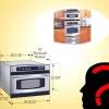 Comment installer un ge construit en micro-ondes