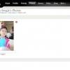 Comment personnaliser votre profil de bebo