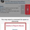 Comment supprimer les photos instagram