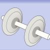 Comment faire un haltère presse propre et poussoir