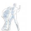Comment faire une chute jambe comme hulk hogan
