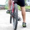 Comment faire un virage à une sur un vélo de montagne
