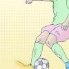 Comment faire un coup de pied dans le football