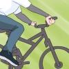 Comment faire un internaute sur un vélo bmx flatland