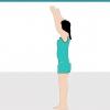Comment faire un trois étapes (gymnastique)