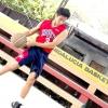Comment faire un dunk tomahawk slam