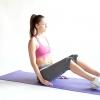 Comment faire une bascule ouverte à la jambe dans la méthode pilates