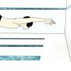 Comment faire une tour ouverte en natation