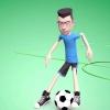 Comment faire le déménagement coup de soccer faux