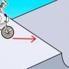 Comment faire la demi-lune sur un bmx
