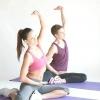 Comment faire l'exercice pilates sirène