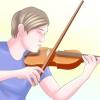 Comment faire vibrato sur un violon