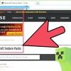 Comment télécharger un pack de texture dans minecraft