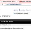 Comment télécharger les vidéos youtube à l'aide convertisseur de média