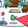 Comment se habiller bébé lit dans club penguin