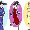 Comment se habiller vintage modern