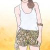 Comment se habiller scène dans l'été