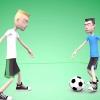 Comment dribbler un ballon de soccer passé un adversaire