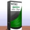 Comment teindre vos cheveux en vert