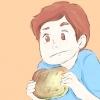 Comment manger quelque chose qui a mauvais goût sans être grossier