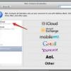 Comment activer / désactiver les applications icloud dans mac os x lion