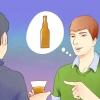 Comment vous amuser lors d'une fête sans boire