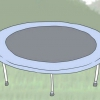 Comment exercer sur un trampoline pleine taille