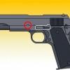 Comment champ bande et nettoyer un pistolet airsoft m1911a1