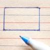 Comment trouver la mesure de la diagonale d'un rectangle à l'intérieur