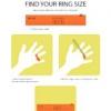 Comment trouver votre taille de bague
