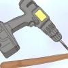 Comment fixer un maison baguette harry potter