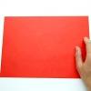 Comment plier un bateau à voile de l'origami