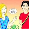 Comment obtenir un garçon à danser avec vous et puis vous embrasser à la fin (collège)