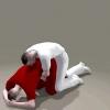 Comment obtenir une soumission d'étranglement de l'arrière en position de montage jiu jitsu