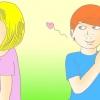 Comment obtenir une fille en cinquième année (école publique)