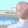 Comment obtenir une bonne affaire sur une voiture d'occasion