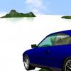 Comment sortir d'une voiture qui est suspendue au-dessus d'une falaise