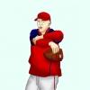 Comment préparez-vous à lancer dans un jeu de base-ball