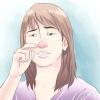Comment se débarrasser d'un nez qui coule