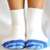 Comment se débarrasser des marques de chaussettes