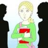 Comment se rendre à l'école moyenne avec des amis dramatiques