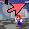 Comment se rendre à la tour de l'interrupteur sur super mario 64 ds